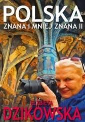Okładka książki Polska znana i mniej znana II Elżbieta Dzikowska