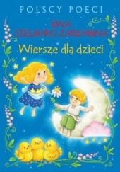 Okładka książki Polscy poeci. Wiersze dla dzieci. Ewa Szelburg-Zarembina Ewa Szelburg-Zarembina
