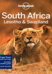 Okładka książki South Africa, Lesotho & Swaziland (RPA, Lesoto, Suazi). Przewodnik Lonely Planet praca zbiorowa