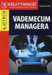 Okładka książki Vademecum menagera Andrzej Sieradzki