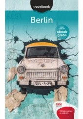 Okładka książki Berlin. Travelbook Katarzyna Głuc
