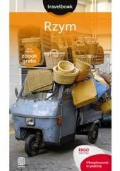 Okładka książki Rzym. Travelbook. Wydanie 1 Agnieszka Masternak