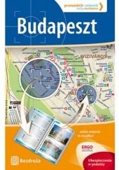 Okładka książki Budapeszt. Przewodnik-celownik. Wydanie 2 Monika Chojnacka