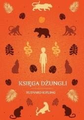 Okładka książki Księga dżungli Rudyard Kipling
