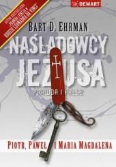 Okładka książki Naśladowcy Jezusa D. Ehrman Bart