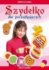 Okładka książki Szydełko dla początkujących Beata Guzowska