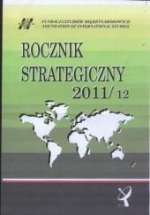 Okładka książki Rocznik Strategiczny 2011-12 - Gospodarka światowa: na zwolnionych obrotach
