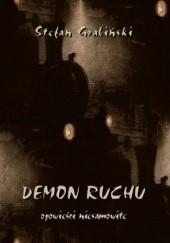 Okładka książki Demon ruchu. Opowieści niesamowite Stefan Grabiński