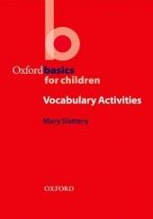 Okładka książki Vocabulary - Oxford Basics Slattery,Mary