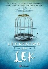 Okładka książki Lekarstwo na lęk Lissa Rankin