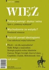Okładka książki Więź 3/2016 praca zbiorowa