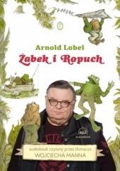 Okładka książki Żabek i Ropuch Arnold Lobel