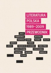 Okładka książki Literatura polska 1989-2009 Piotr Marecki