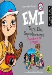Okładka książki Emi i Tajny Klub Superdziewczyn. Tom 7. Poszukiwacze przygód Agnieszka Mielech