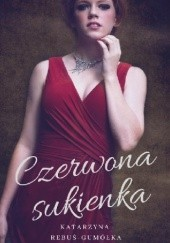 Czerwona sukienka Katarzyna Rebuś Gumółka (4831844
