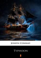 Okładka książki Typhoon Joseph Conrad