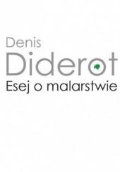 Okładka książki Esej o malarstwie Denis Diderot