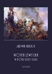 Okładka książki Wojna szwedzka Ludwik Kubala