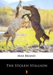 Okładka książki The Stolen Stallion Max Brand