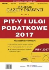 Okładka książki PIT-y i ulgi podatkowe 2017. Rozliczenie podatkowe Pl Infor