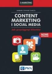 Okładka książki Content Marketing i Social Media Barbara Stawarz