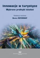 Okładka książki Innowacje w turystyce Reformat Beata