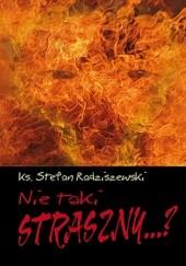 Okładka książki Nie taki straszny...? Stefan Radziszewski