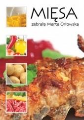 Okładka książki Mięsa O-press