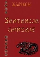 Okładka książki Sentencje chińskie Marek Dubiński