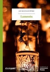 Okładka książki Laments Jan Kochanowski