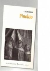 Okładka książki Pinokio - opracowanie audio Carlo Collodi