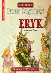 Okładka książki Eryk Terry Pratchett