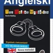 Okładka książki Angielski kryminał z ćwiczeniami Two Warsaw Mysteries Kevin Hadley