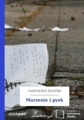 Okładka książki Marzenie i pysk Tadeusz Boy-Żeleński