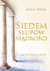 Okładka książki Siedem słupów mądrości Alina Wieja