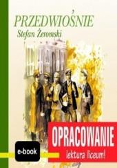 Okładka książki Przedwiośnie (Stefan Żeromski) - opracowanie I. Kordela Andrzej,Bodych M.