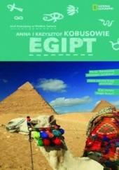 Okładka książki Egipt. Mali podróżnicy w wielkim świecie Krzysztof Kobus,Anna Kobus