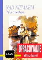Okładka książki Nad Niemnem (Eliza Orzeszkowa) - opracowanie I. Kordela Andrzej