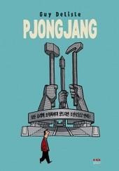 Okładka książki Pjongjang Guy Delisle