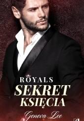 Okładka książki ROYALS. Sekret księcia Geneva Lee