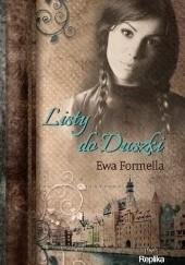 Okładka książki Listy do Duszki Ewa Formella