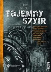 Okładka książki Tajemny szyfr Terry Brennan