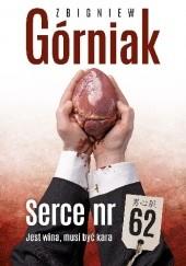Okładka książki Serce nr 62 Zbigniew Górniak