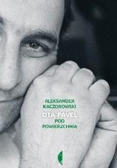 Okładka książki Ota Pavel. Pod powierzchnią Aleksander Kaczorowski