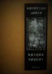 Okładka książki Księga trzewi Krystian Janik