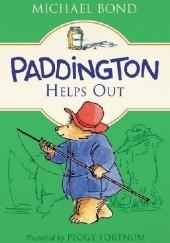 Okładka książki Paddington Helps Out Michael Bond
