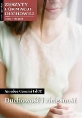 Okładka książki Duchowość i cielesność Cencini FdCC Amedeo