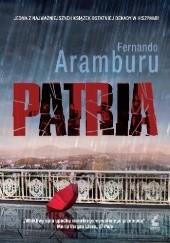 Okładka książki Patria Fernando Aramburu