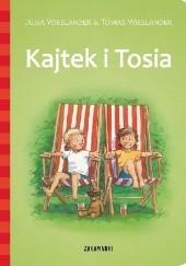 Okładka książki Kajtek i Tosia Jujja Wieslander,Tomas Wieslander