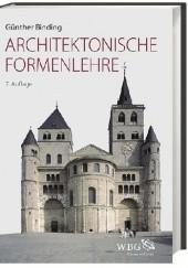 Okładka książki Architektonische Formenlehre Günther Binding